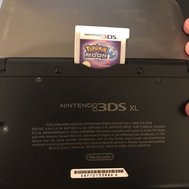 Nintendo 3DS Game Console