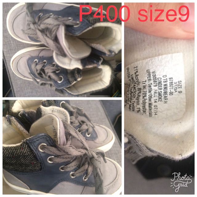 Old Navy High Cut Sneakers
