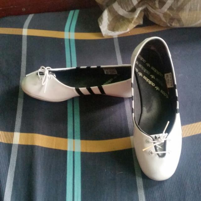 Original Adidas Doll Shoe White
