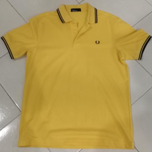 2eaf32e98 Original FRED PERRY Polo T-shirt