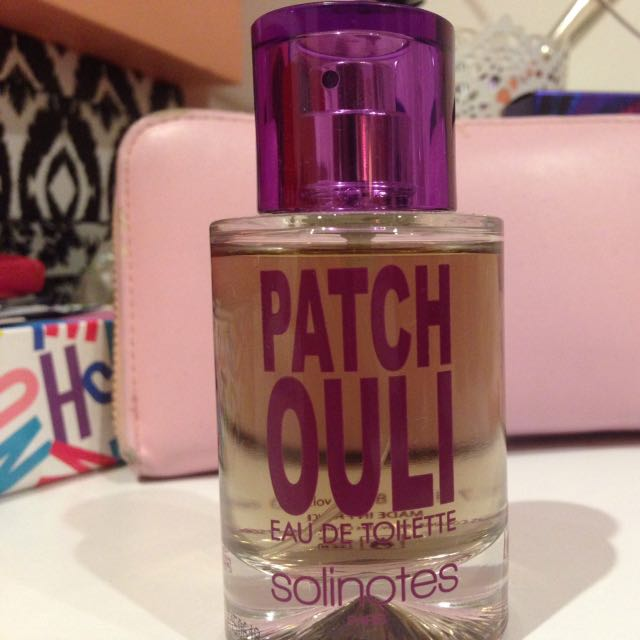 Patchouli Solinotes Perfume