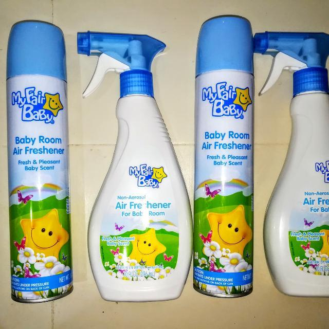 Pet's & Babie's Odor remover for Room