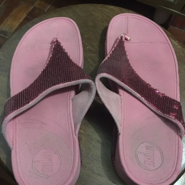 Pink Fitflops