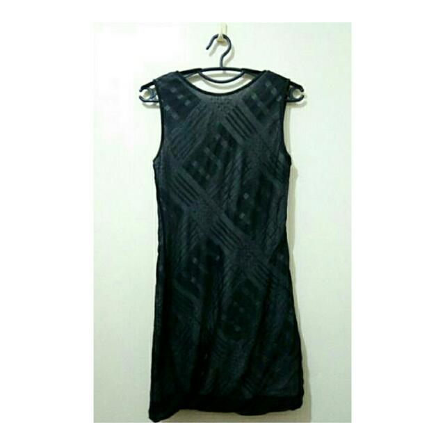 POLECI BLACK DRESS