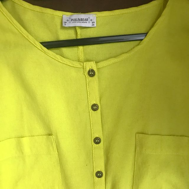 Pull And Bear Shirt Size S