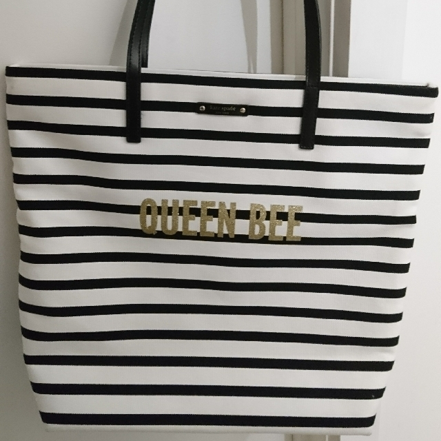 Queen Bee Kate Spade tote bag