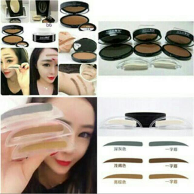 Shezi Eyebrown Stamp
