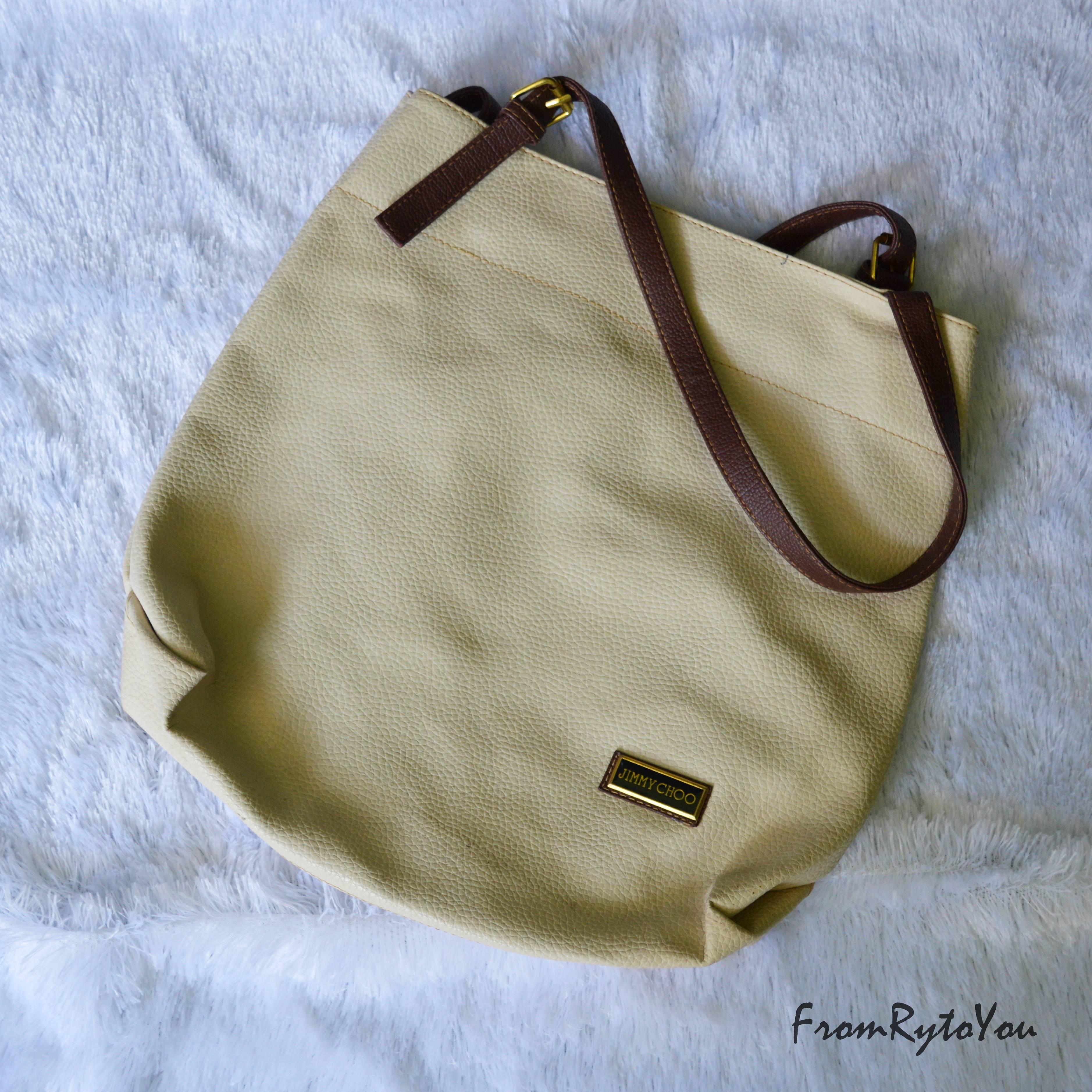Shoulder Bag Cream