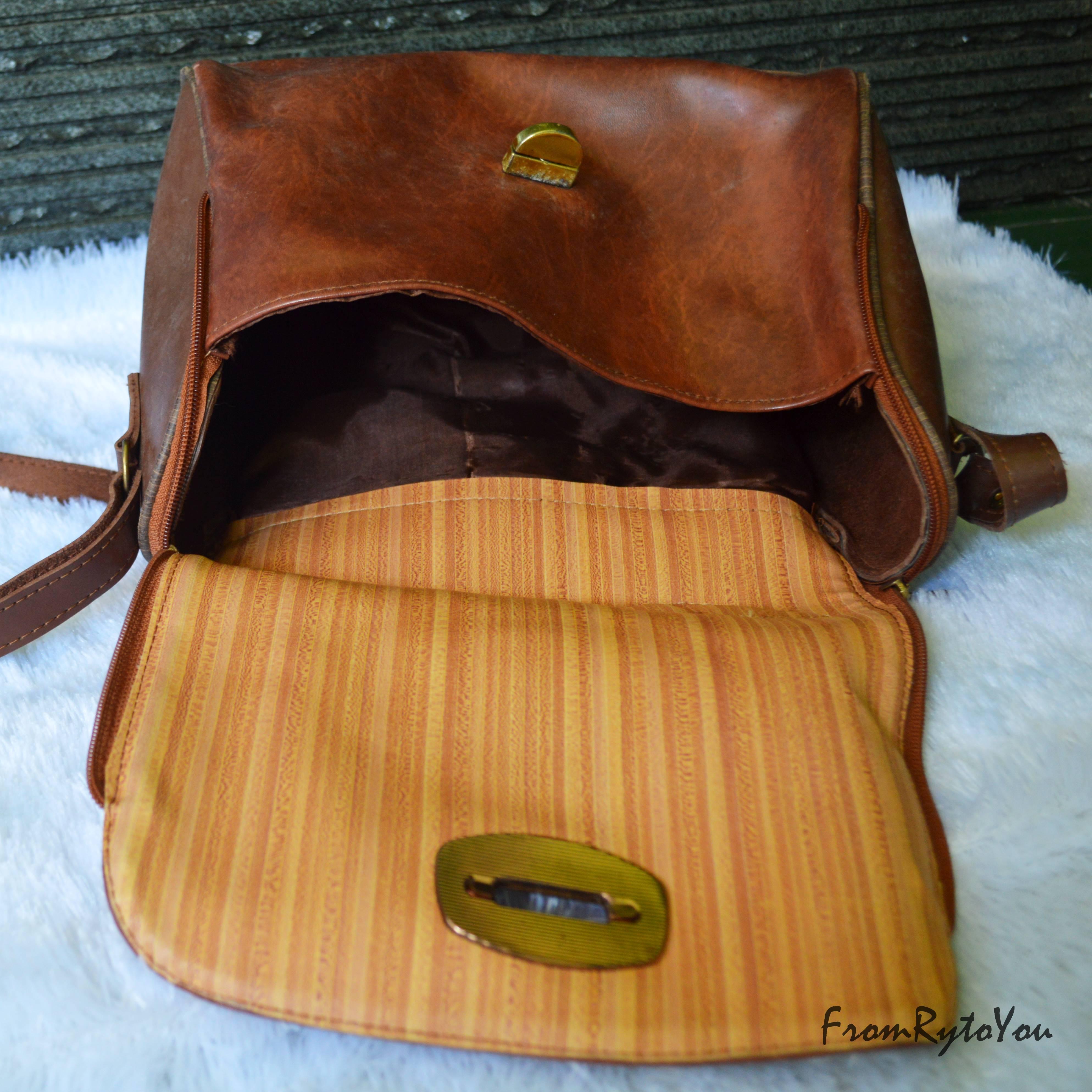 Sling Brown Bag