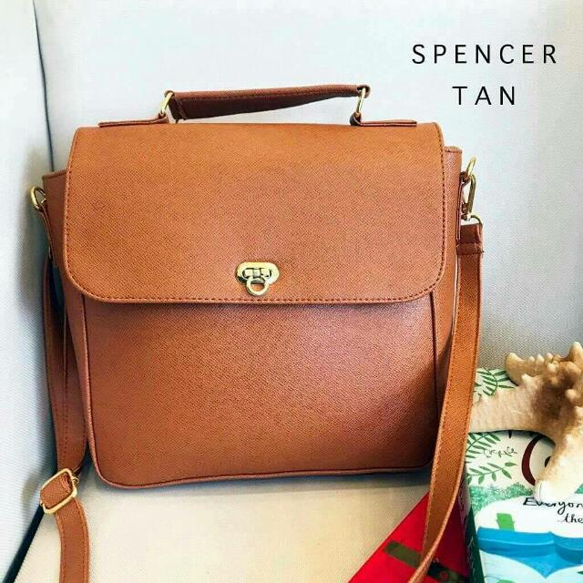 Spencer Unisex Bag