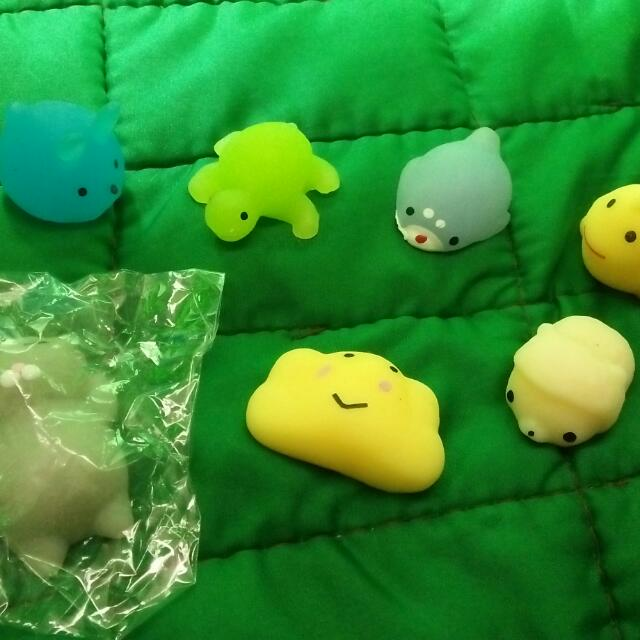 Squishy Toys for Phones
