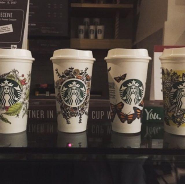 Starbuck Reusable Cups