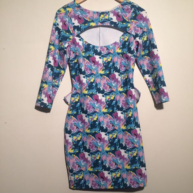 Sz S Rise Of Dawn Dress