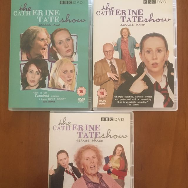 The Catherine Tate Show Complete Series 1-3