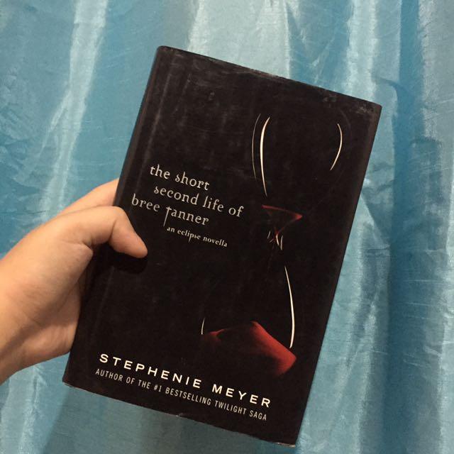 The Short Second Life Of Bree Tanner by Stephenie Meyer (Hardbound)