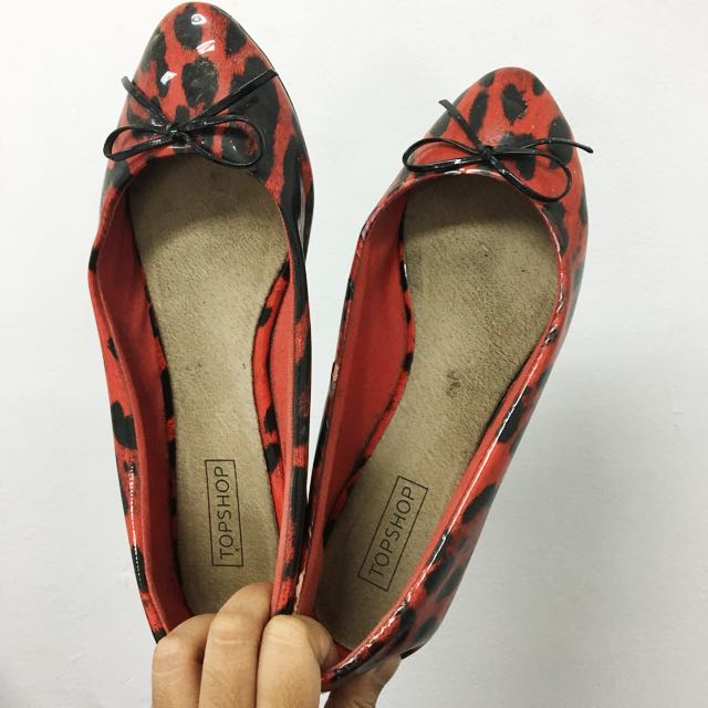 Topshop Flat Shoes Ukuran 40