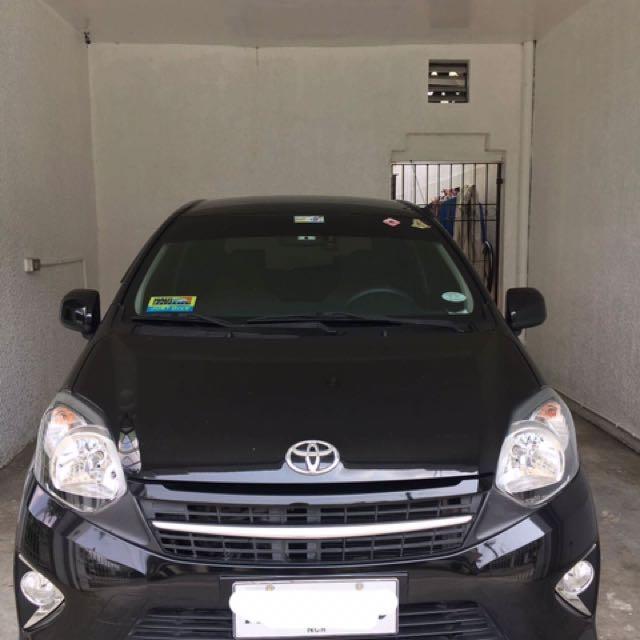 Toyota Wigo 2015 AT