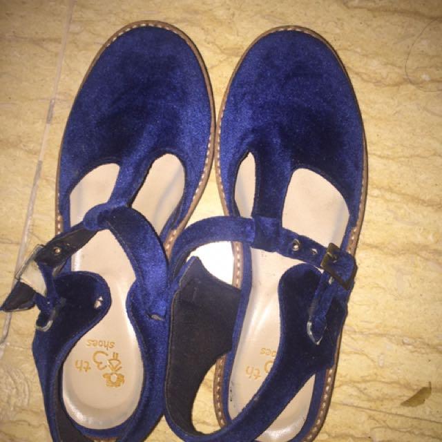 Unbranded Velvet Shoes