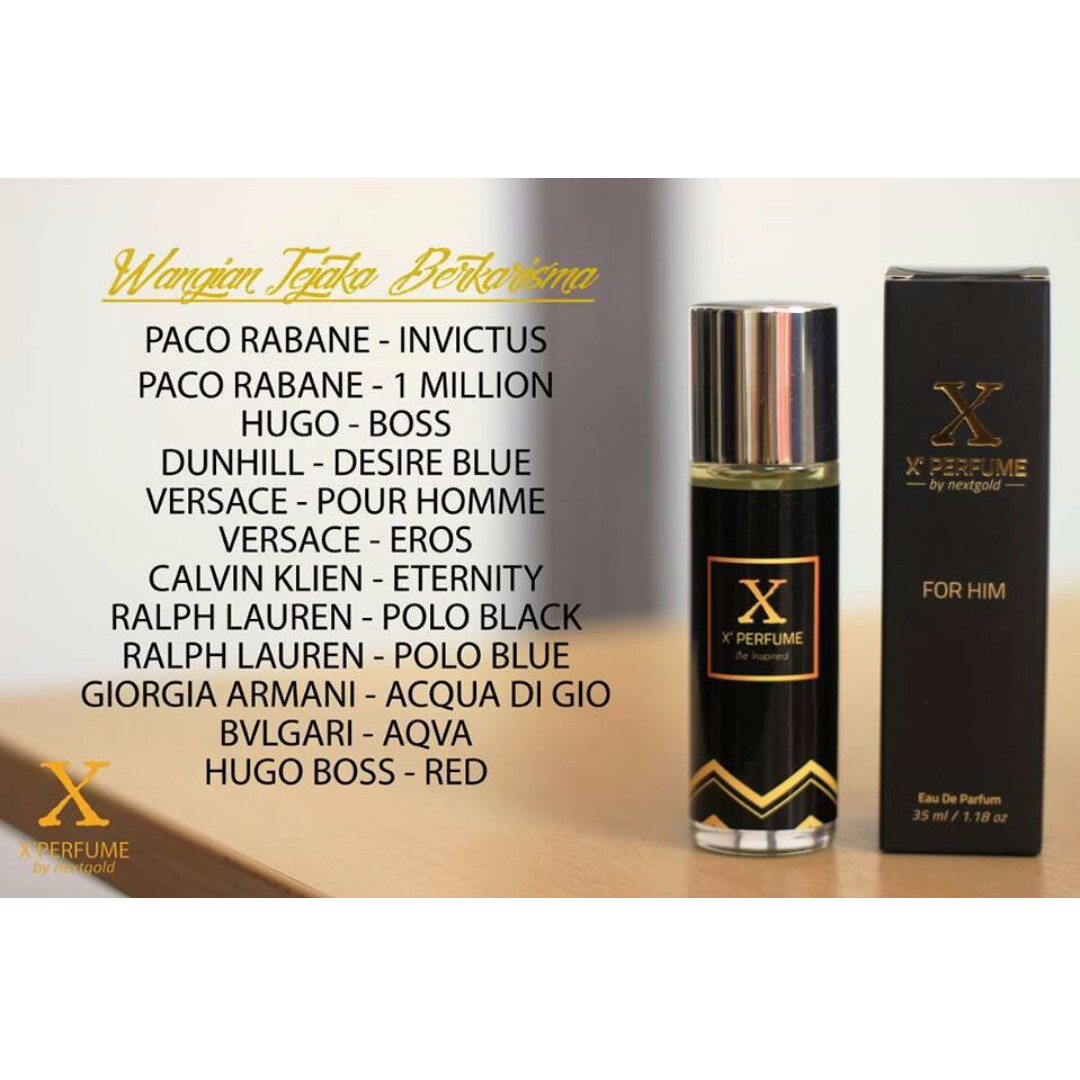 X Perfume From Nextgold Health Beauty Perfumes Nail Care