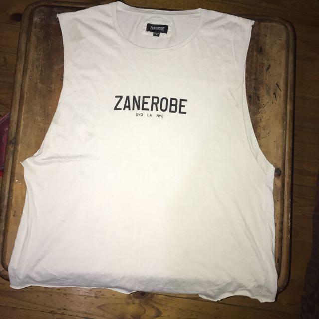 Zanerobe Tank Top