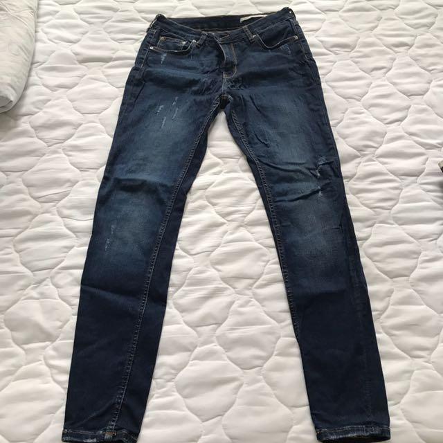 ecef0b3e Zara Skinny Jeans Slim Fit, Women's Fashion, Clothes, Pants, Jeans ...