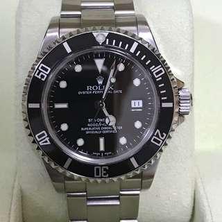 WTS Discontinued Rolex Sea Dweller 16600