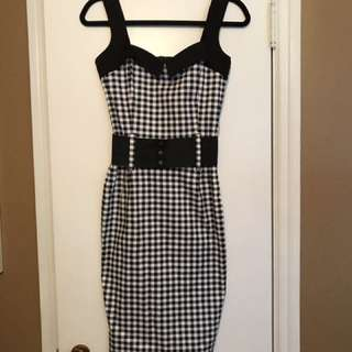 New With Tags Modcloth Pencil Skirt Fitted Dress