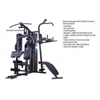 Matrix Homegym MC-DS930 (3-Station)
