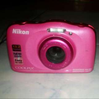 Water Proof Nikon Coolpix
