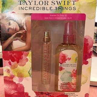 Taylor Swift Perfume & Body Oil