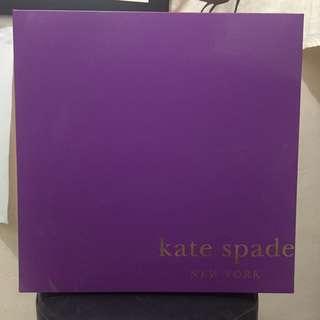 Kate Spade Gift Box ORI