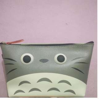 Totoro Pencil/ Makeup Case