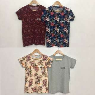 Overrun T-shirts