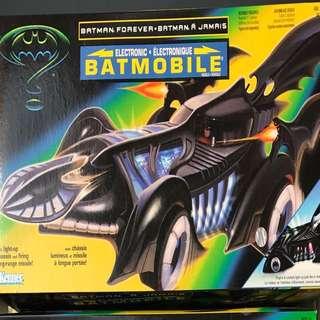 Vintage Kenner Batman Forever Electronic Batmobile