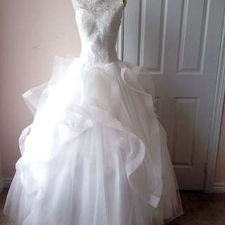 Wedding Dress A