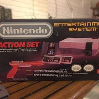 Nintendo (NES) Action Set