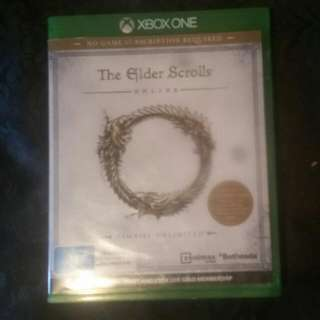 The Elder Scrolls For Xbox One