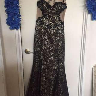 Ball dress