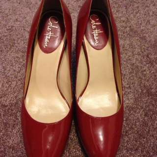 Cole Haan NikeAir Red Pumps Size 9