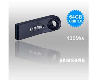 SAMSUMG MUF-64BC USB 3.0 Flash Drive BAR (130MB/s)