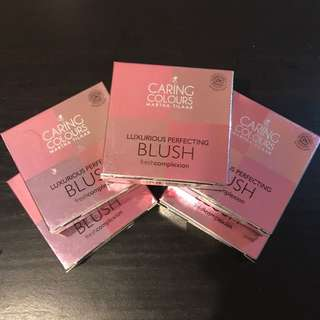 [NEW] 1 pcs Caring Colours Lux Perfecting Blush