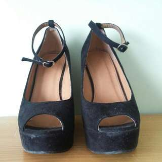 Rubi Shoes Heel/wedges