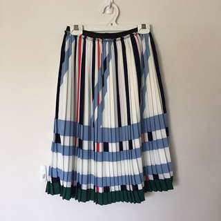 PLEATED SKIRT FROM KOREA SIZE SMALL