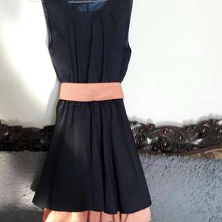 Preloved Korean Sleeveless Dress