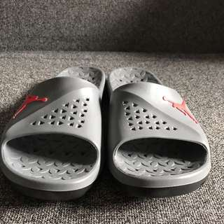 New Air Jordan Super Fly Slide Grey US 14