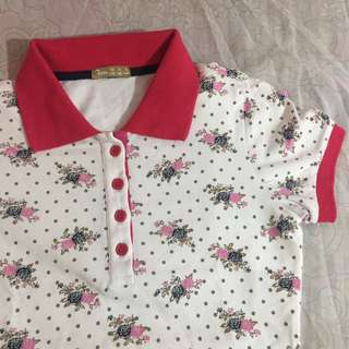 PRELOVED POLOSHIRTS