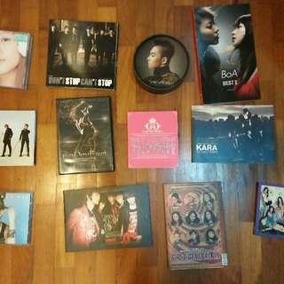 Classic K Pop Albums