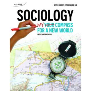Sociology: My compass for a new world