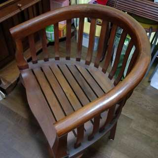Teakwood Chairs 2pieces