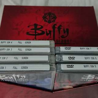 Buffy The Vampire Slayer Complete Edition